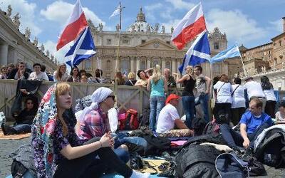 El Vaticano se prepara para dos históricas canonizaciones