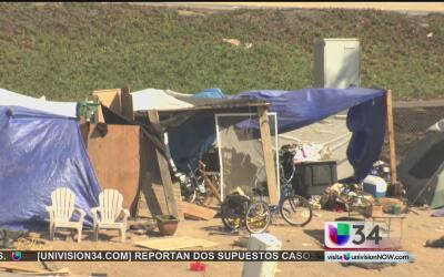 Declaran crisis de salud en Santa Ana por la presencia de indigentes