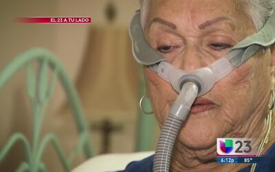 Una casa abandonada ha afectado la salud de una mujer de la tercera edad
