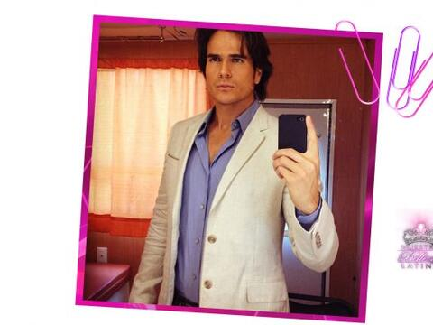 Daniel Arenas llega a Nuestra Belleza Latina para acelerar el coraz&oacu...