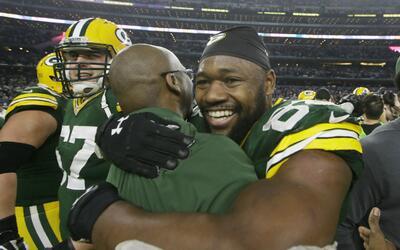 La increíble recepción de Jared Cook que valió la victoria para los Packers