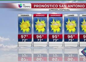 Se avecina una semana caliente para SA