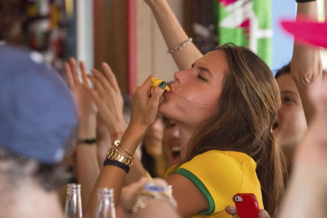Alessandra Ambrosio estaba segura de que su selección vencería a Alemani...