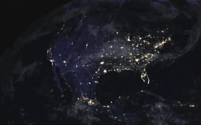 La NASA publica imágenes de la Tierra por la noche