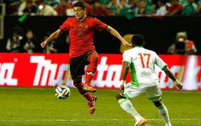 Mexico empató a 0 tras enfrentar a Nigeria camino al Mundial
