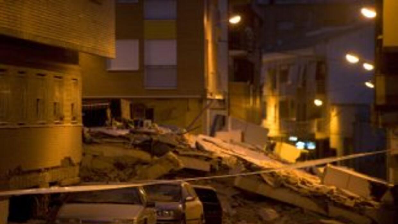 Dos sismos sacudieron el miércoles la región de Murcia, en el sureste de...