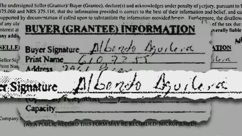 Revelamos los documentos que confirman que Luis Alberto es hijo de Juan...
