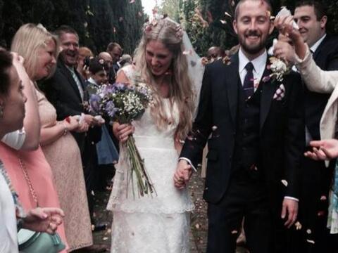 Cuando Katie Style hizo el presupuesto para su boda de ensueño se...
