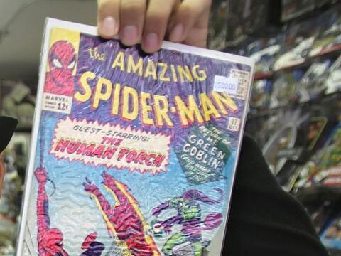 Entre los superhéroes que existen, desde niño le gust&oacu...
