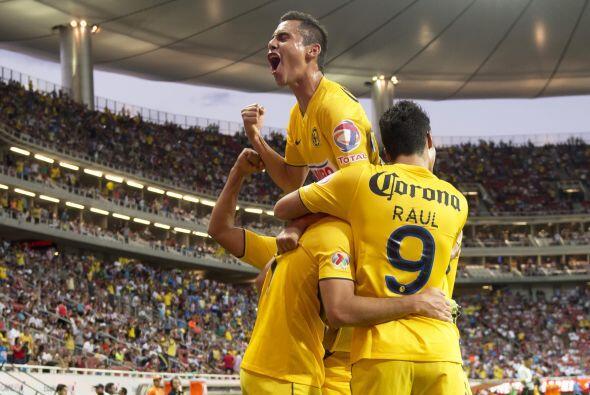 Así fueron los dos primeros duelos entre Guadalajara y Amé...