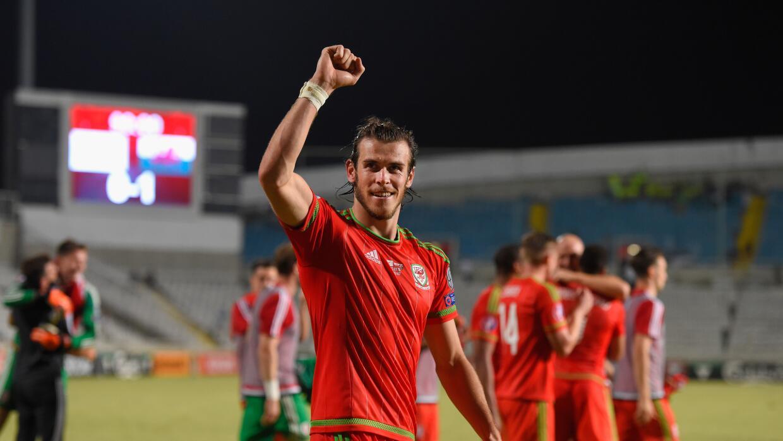 Es la quinta ocasión que es nombrado el mejor jugador de Gales.