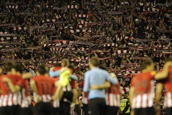 Athletic era el primer finalista y se enfrentaría a otro cuadro español.