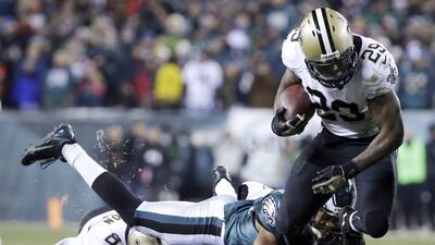 Highlights, Ronda de Comodines: New Orleans Saints vs. Philadelphia Eagles