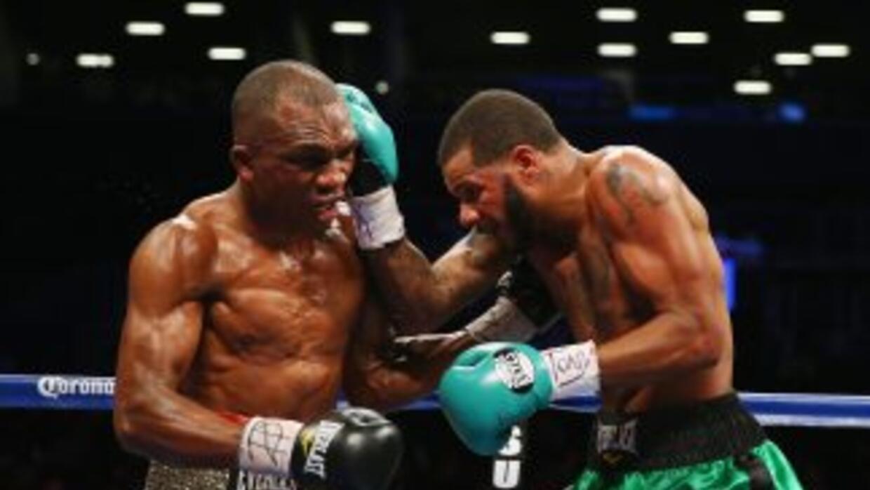 Sakio Bika y Anthony Dirrell dieron una gran pelea en Brooklyn, Nueva York.