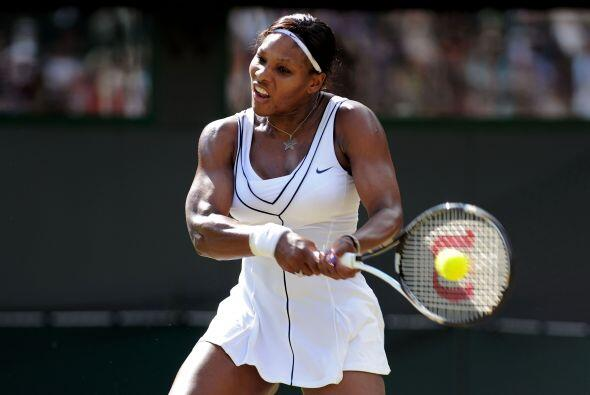 Serena Williams ha caído al número 25 del ránking d...