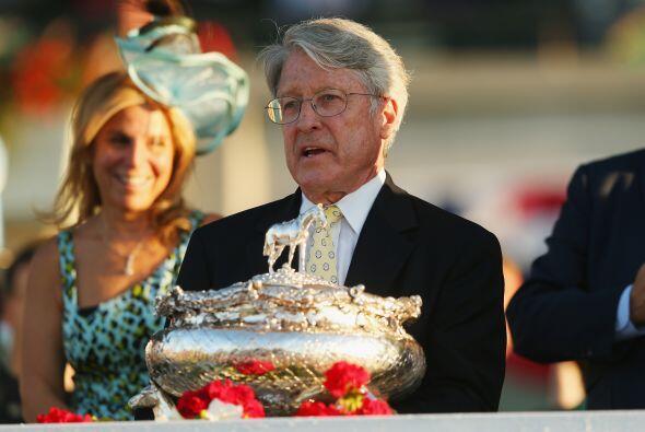 Robert S. Evans es el orgulloso propietario de Tonalist.