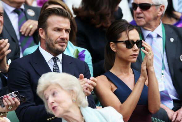 David y Victoria Beckham Mira aquí los videos más chismosos.