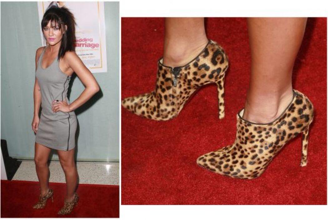Jessica Szohr, quien personific a Vanessa Abrams en la serie 'Gossip gir...