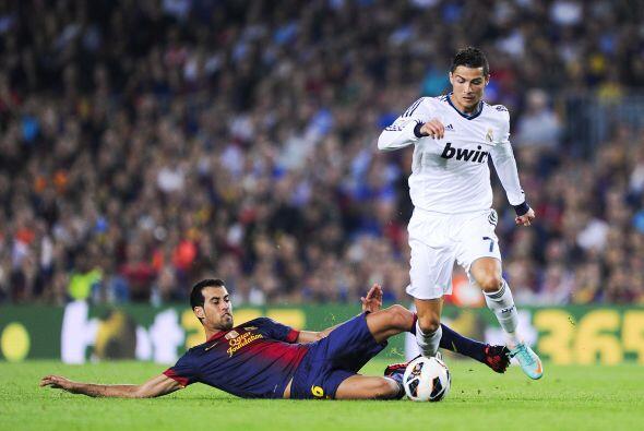 El portugués respondió del mismo modo, un doblete para su...