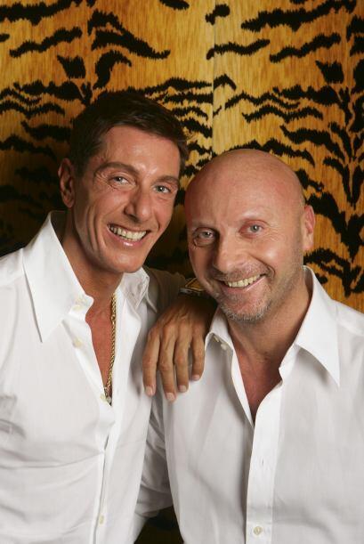 Los diseñadores Dolce & Gabbana levantaron polémica al criticar a los ga...