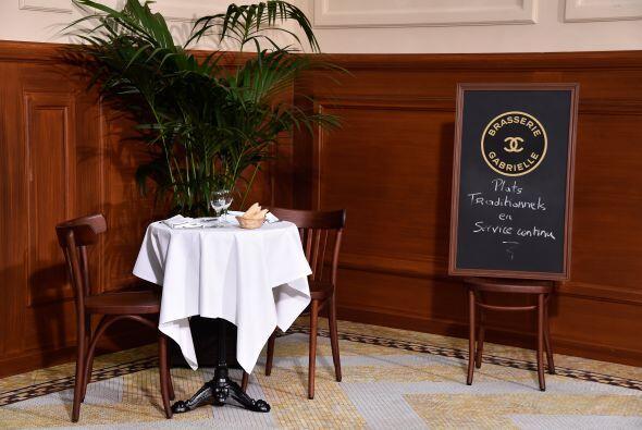 Un `brasserie´ es restaurante con equilibrio entre lo elegante e i...