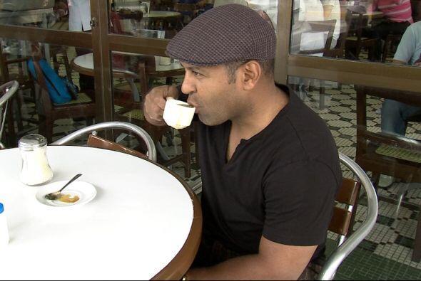 Visitar Veracruz y no tomar un café en la parroquia es como no haber ido.