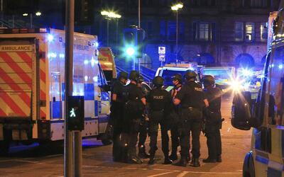 Reportan varias víctimas mortales tras una explosión durante un conciert...