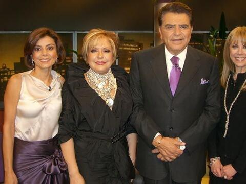 La Jueza, Cristina Pereyra; la sexóloga, Nancy Alvarez y la docto...
