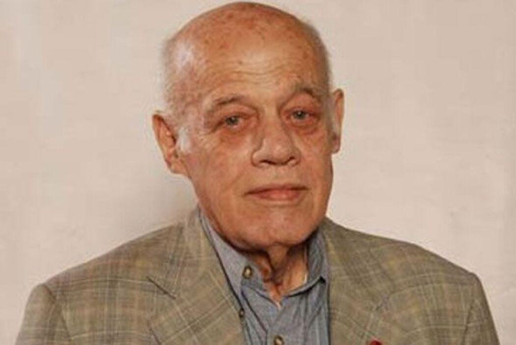 13 de agosto de 2010.  General Alberto Muller Rojas, fue vice Presidente...