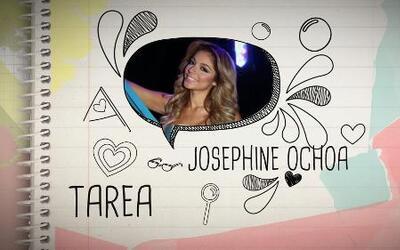 Mira la tarea que te dejo Josephine Ochoa para estar lista para las audi...