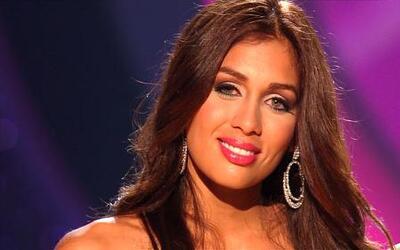 Chanty Vargas fue la quinta eliminada en Nuestra Belleza Latina 2012