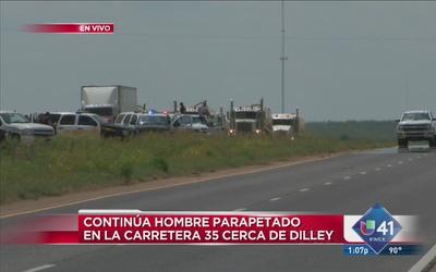 Conductores afectados por cierre de la I 35