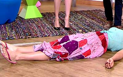 #DAEnUnMinuto: Ana perdió la faja que le dio Doña Meche y Mela terminó d...