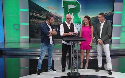 Alan Chamo deja con la boca abierta a Adriana, Edgar y Félix con su magia