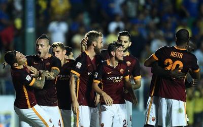 La Roma ganó como visitante con gol de Iturbe.