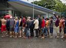 Migrantes cubanos varados en Centroamérica