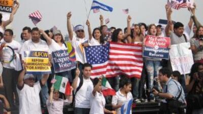El último reorte del Pew Hispanic Center reveló que en Estados Unidos vi...