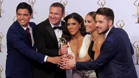 Despierta América recibió el Premio TVyNovelas a la Trayectoria por 20 a...