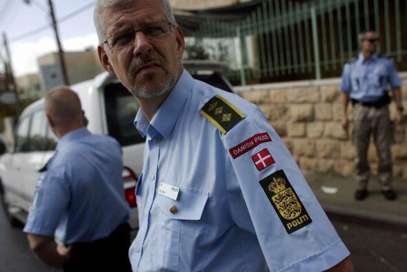 La Policía Europea alertó de que narcotraficantes colombianos están empe...