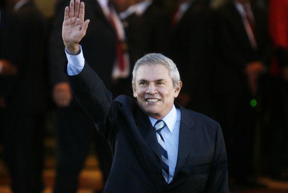 El abogado Luis Castañeda se encuentra en el quinto peldaño de los sonde...