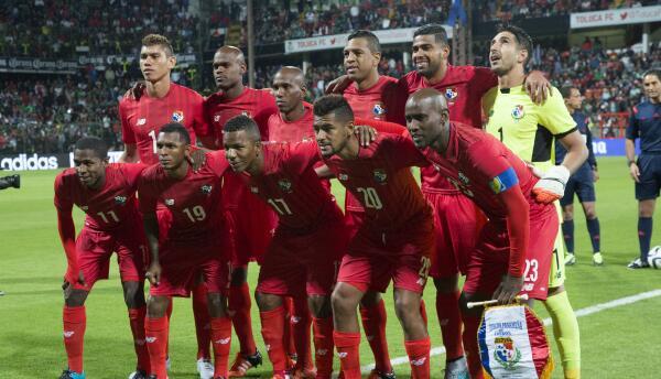 Panamá iniciará las eliminatorias ante Jamaica y Costa Rica.