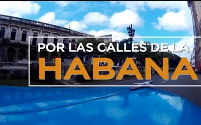 Por las calles de La Habana p1