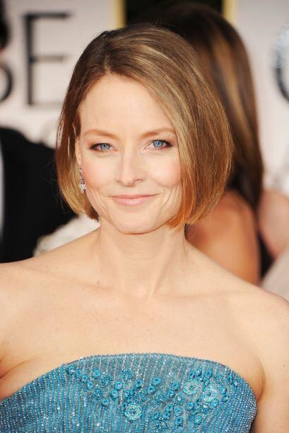 Jodie Foster:  A nadie le queda duda de que es una de las mejores actric...