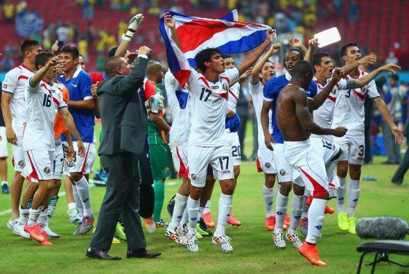 Tras el gran Mundial realizado por la selección de Costa Rica al...