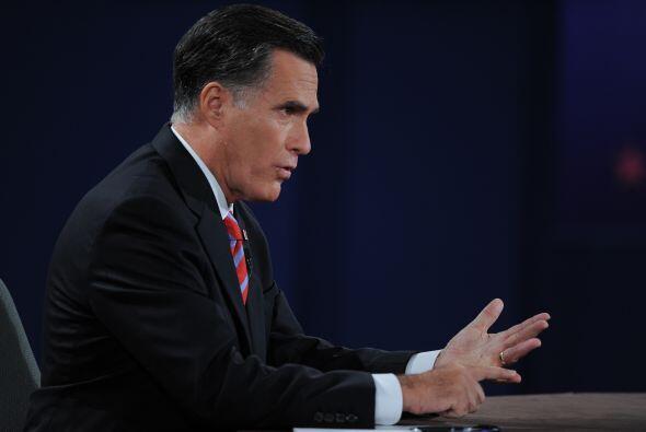 Romney también se comprometió a apoyar a Israel en caso de un eventual a...