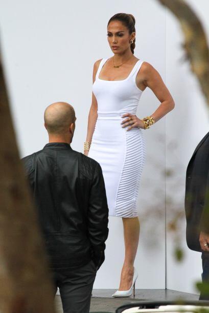 Sólo falta ver esa figura, ¿quién se acerca a tener un cuerpo tan bello...
