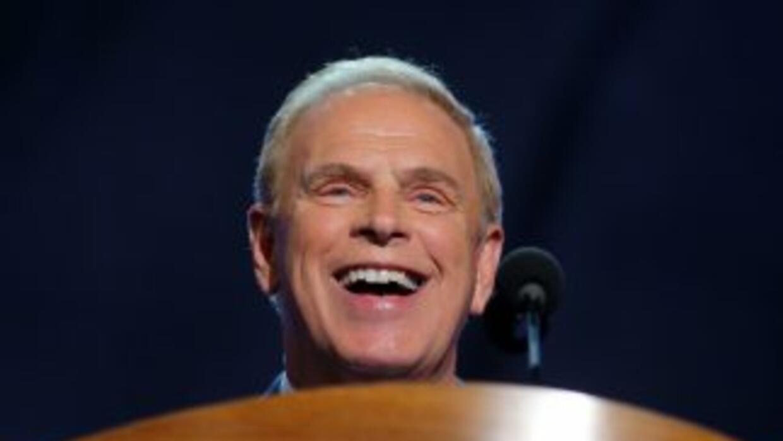 El gobernador demócrata de Ohio, Ted Strickland.