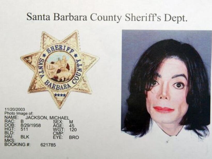 Otro de los casos más sonados fue el de Michael Jackson. 'El Rey del Pop...