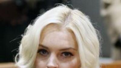 Lindsay Lohan presentará sus fotografías paraPlayboyen el programa de...