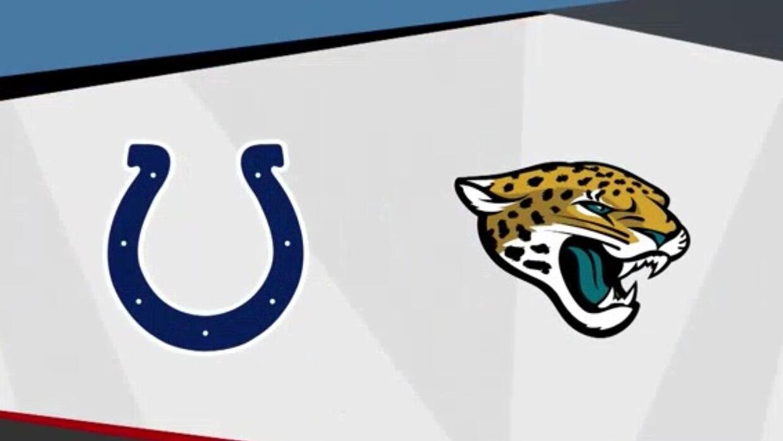 Las claves del duelo Colts vs. Jaguars